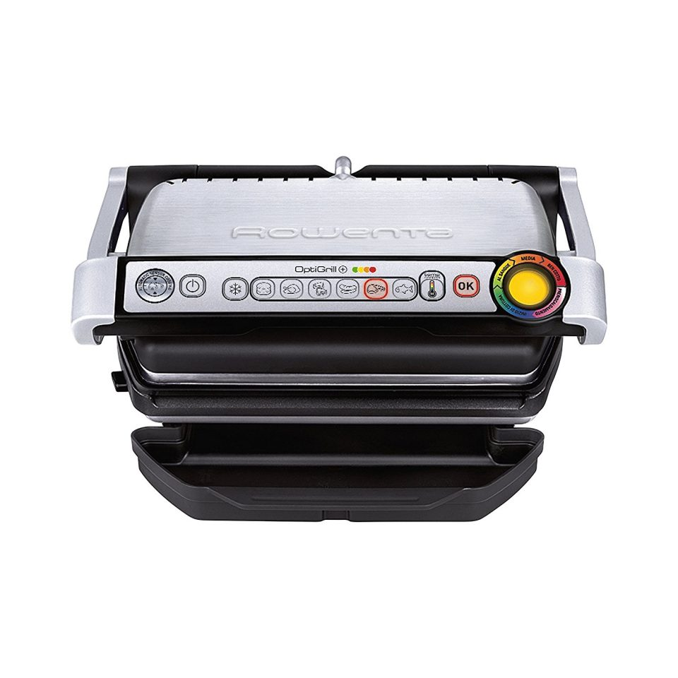 immagine griglia elettrica optigrill+
