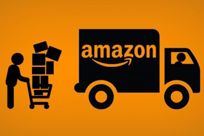 consegna griglia elettrica a Roma con Amazon