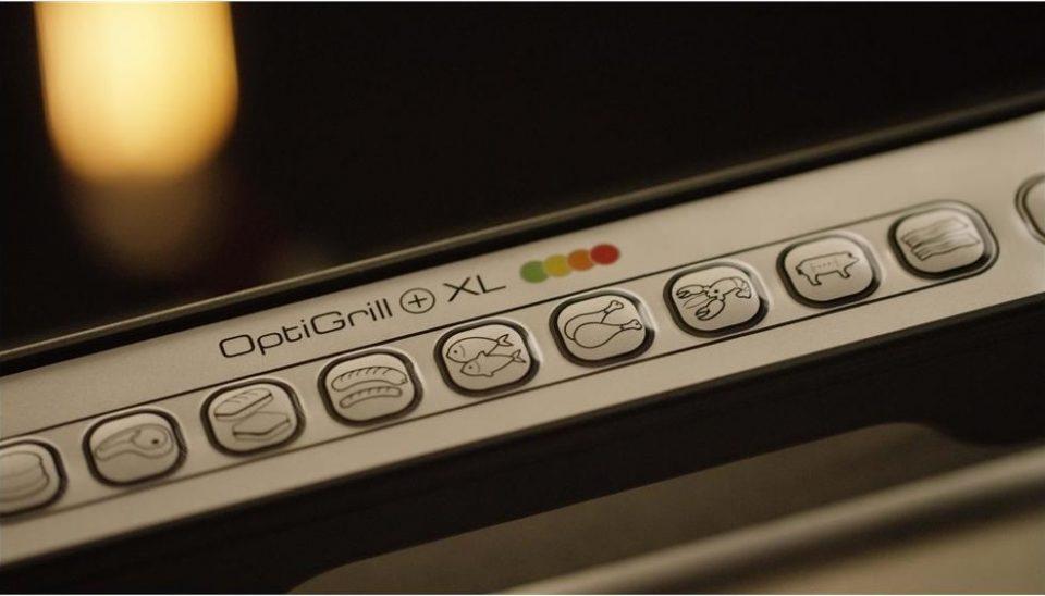 Programmi griglia elettrica Optigrill + XL