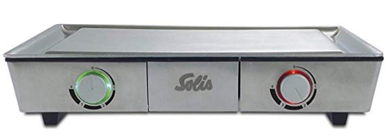 piastra elettrica Solis 979.28 Teppanyaki