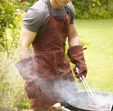 grembiule da barbecue